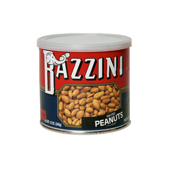 Bazzini Unsalted Peanuts (12oz) Kosher, , large