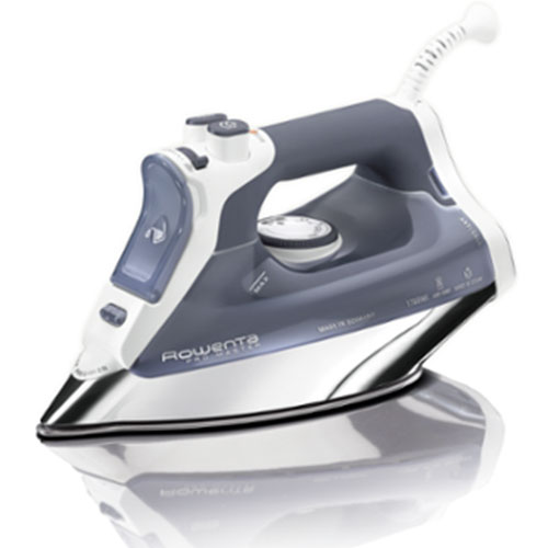 Rowenta Pro Master White Steam Iron #DW8080, , large