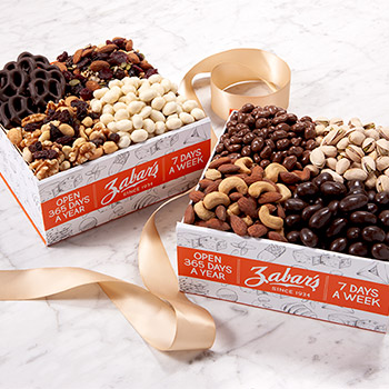 Zabar's Duo of Treats (Set of Two), , large