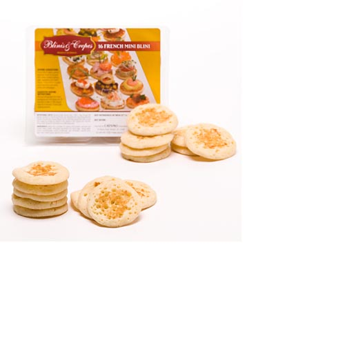 Mini Blinis - 16ct, , large