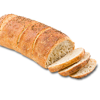 Zabar's Signature Sourdough Rye Bread - Whole