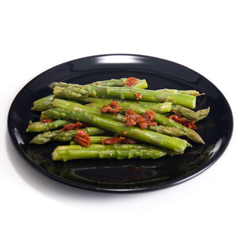 Asparagus with Sun Dried Tomatoes by Zabar's - 1-lb
