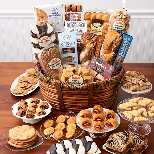 Broadway Bakery Basket (Kosher), , large