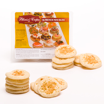 Mini Blinis - 16ct