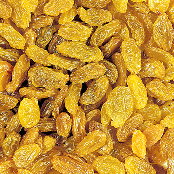 Dried White Raisins - 8oz