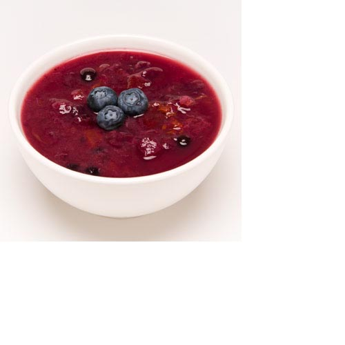 Fresh Fruits Soup by Zabar's - 1qt., , large