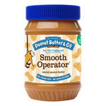 All Natural Peanut Butter & Co. Smooth Operator - 16oz (Kosher)