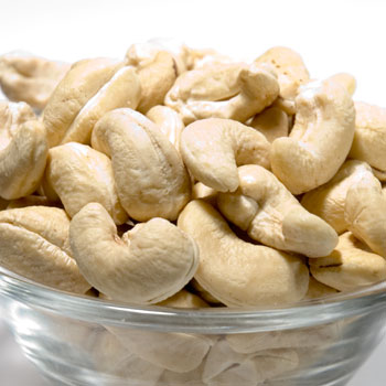Natural Raw Cashews - 8oz, , large
