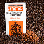 Decaf Hazelnut Coffee - 16oz (Kosher)