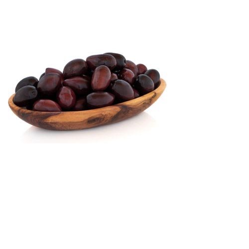 Zabar's Greek Black Olives - 10oz, , large