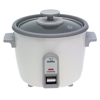 Zojirushi 3-Cup Rice Cooker # NHS-06, , large