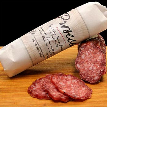 Volpi Wine Salami - 8oz, , large