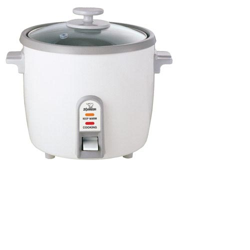 Zojirushi 6-Cup Rice Cooker/ Steamer #NHS10, , large