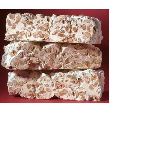 Flamigni Tender Torrone Square with Almonds - 7.05oz, , large