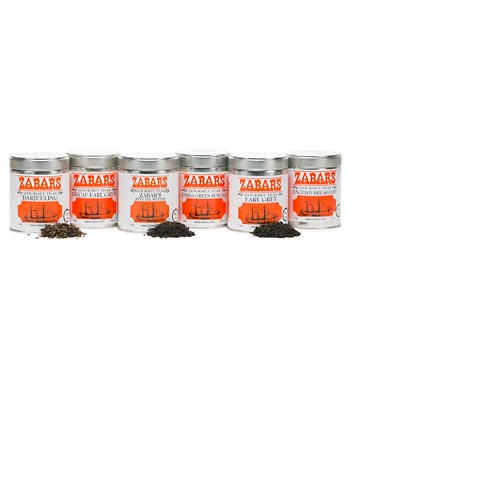 Zabar's Loose Tea Collection - 3.53oz Tin, , large