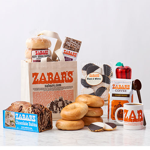 A Touch of Zabar's (Kosher), , large