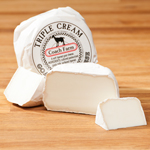 Coach Farm Triple Cream Goat Cheese Disc - 6 oz