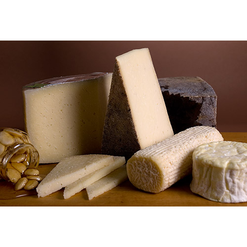 The Lap Of Luxury Cheese Collection, , large
