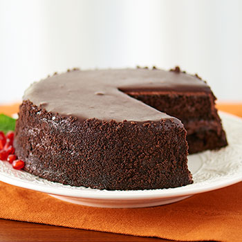 "Zabar's Chocolate Ganache Cake - 6"" (Kosher), , large"