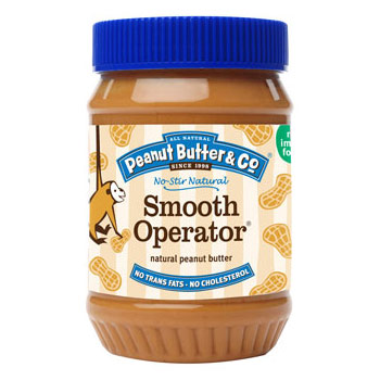 All Natural Peanut Butter & Co. Smooth Operator - 16oz (Kosher), , large