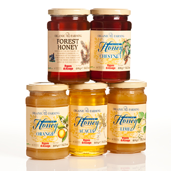 Rigoni di Asiago Italian Honey - 10.58oz (Kosher), , large