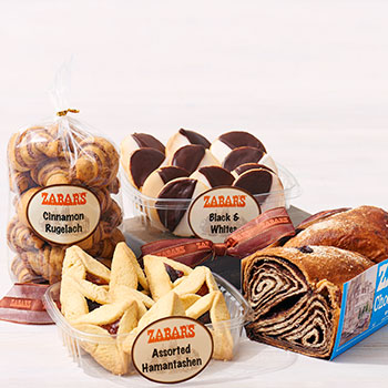 Zabar's New York Bakery Bundle (Kosher)