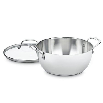 Cuisinart Chef's Classic 5.5qt Multi Purpose Pan #755-26GD, , large