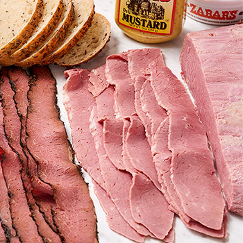 Zabar's Handsliced Corned Beef