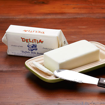 Delitia Buffalo Milk Butter - 8oz