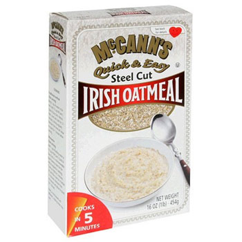 McCann's Quick & Easy Steel Cut Irish Oatmeal - 16oz (Kosher), , large