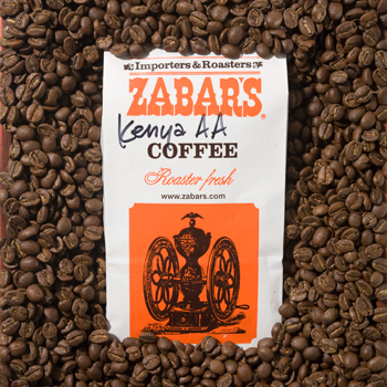 Zabar's Kenya AA Coffee - 16oz (Kosher), , large