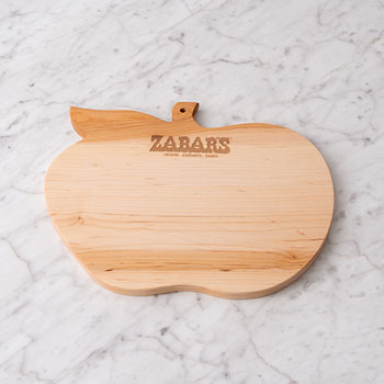 "Zabar's Large Apple Board 12"" x 10"" x 1/2""  #81900MPZ, , large"