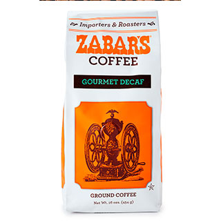 Zabar's Decaf Coffee