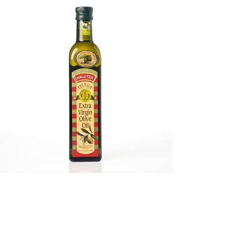 Halutza Premium Extra Virgin Olive Oil - 17 fl oz   (Kosher)