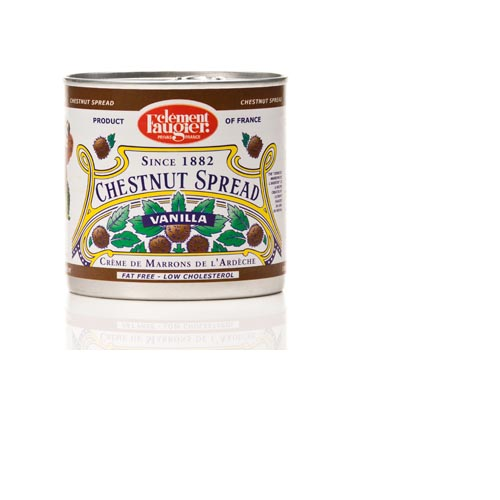Clement Faugier Vanilla Chestnut Spread - 17.5oz, , large