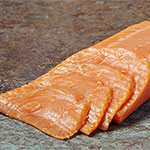 Belly (Salty) Lox - Handsliced