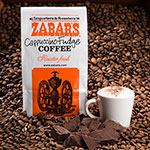Cappuccino and Fudge Coffee - 16oz (Kosher)