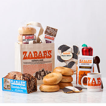 A Touch of Zabar's (Kosher)