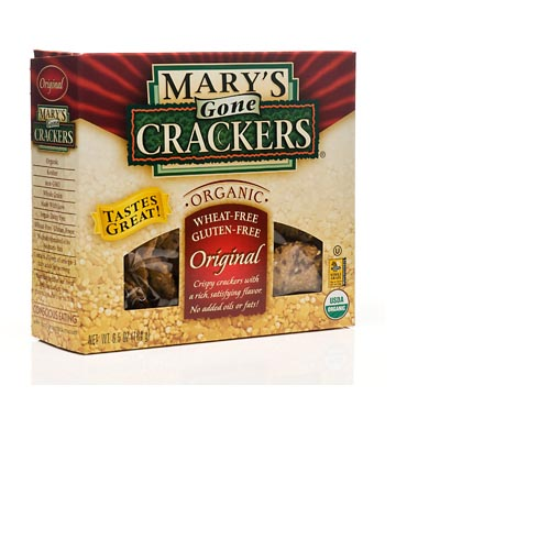 Mary's Gone Crackers Original Seed Crackers - 6.5oz, , large