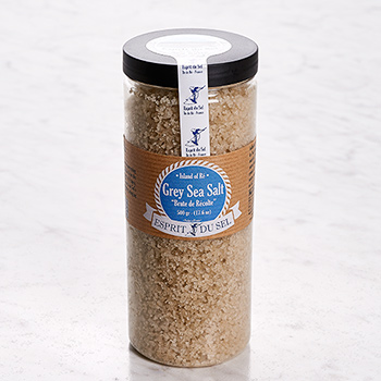 Espirit Du Sel Flavorful Grey Sea Salt - 17.6oz