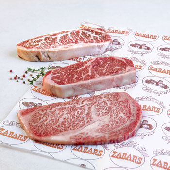 Wagyu NY Strip Sampler 2lbs