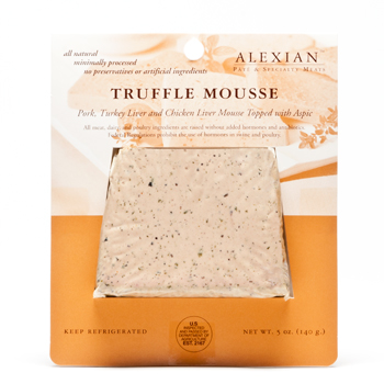 Alexian Truffle Mousse 5oz, , large