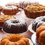 "Bundt Cakes by Zabar's, Medium 6"" (Kosher)"