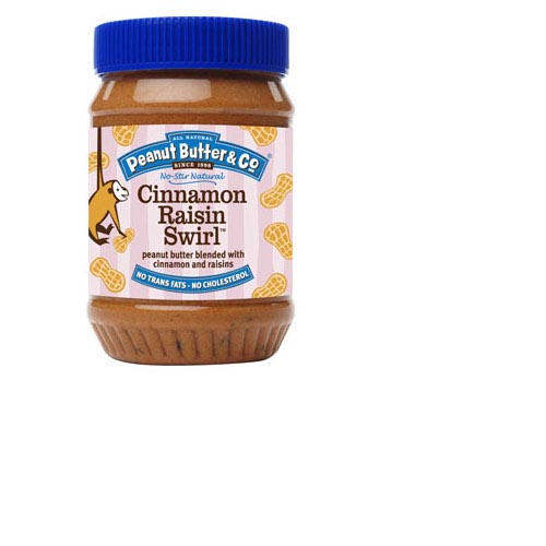 All Natural Peanut Butter & Co. Cinnamon Raisin Swirl - 16oz (Kosher), , large