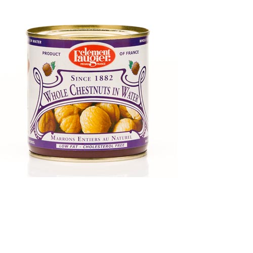 Clement Faugier Whole Chestnuts in Water - 10oz, , large