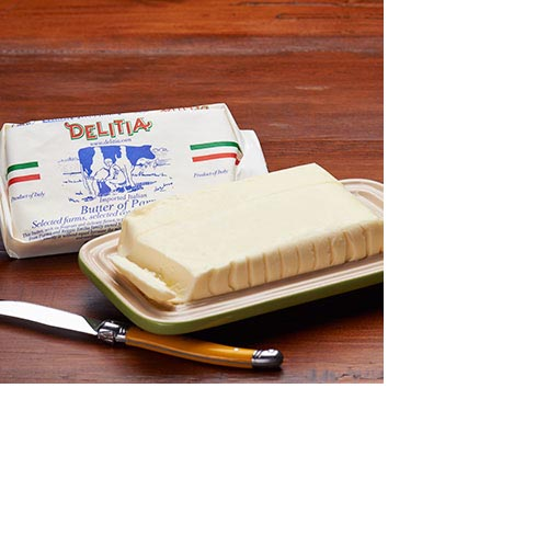 Delitia Butter of Parma - Unsalted 8oz, , large
