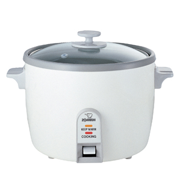 Zojirushi 10-Cup Rice Cooker & Steamer #NHS-18, , large