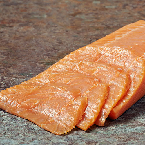 Belly (Salty) Lox - Handsliced, , large