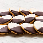 Zabar's Mini Black and White Cookies (Kosher) - 11oz