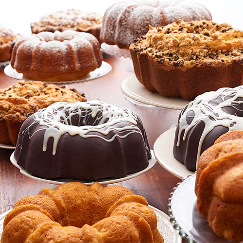"Bundt Cakes by Zabar's, Medium 6"" (Kosher), , large"